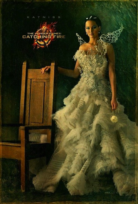 Mockingjay with Chair