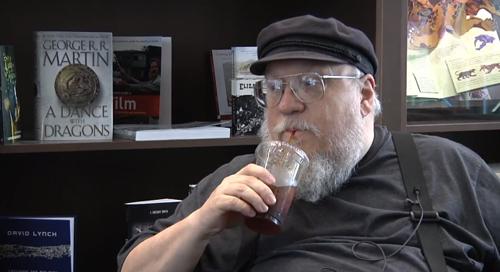 *sip*
